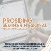 Prosiding Seminar Nasional Kesehatan Masyarakat