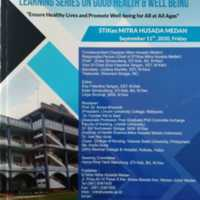 Proceeding International Webinar Life Long Learning  Series on Good Health & Well Being