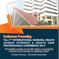 Conference Proceeding The 3rd International Nursing, Health Science Students & Health Care Professionals Conference 2019